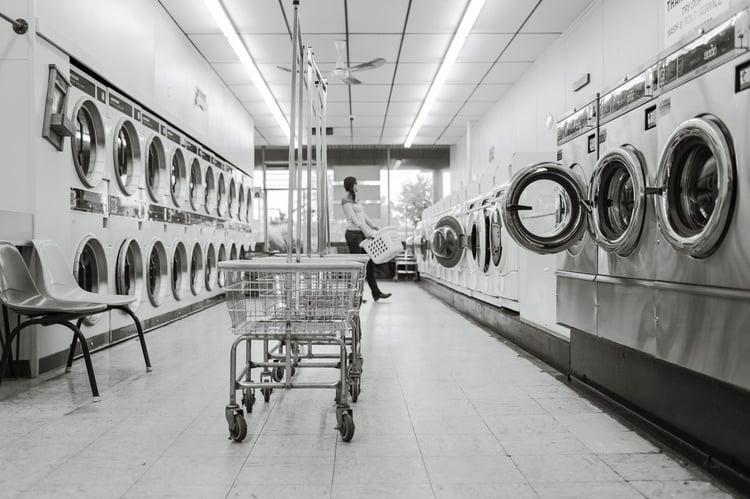 invertir en franquicias de lavandería
