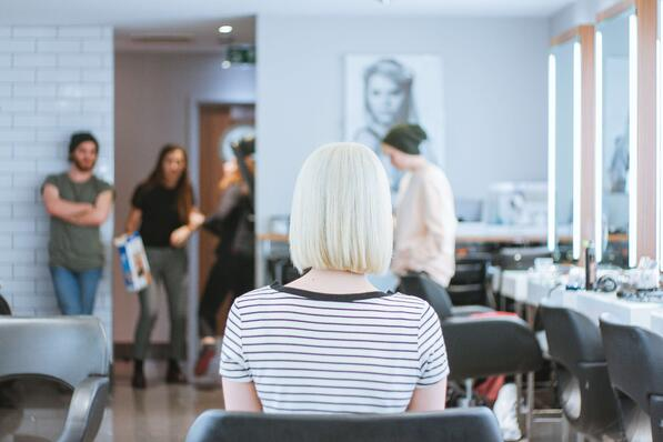 beauty salon franchise business