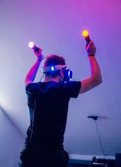 virtual reality - self employed business idea